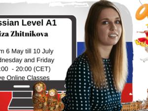 Russian Level A1 Vantisco Academy