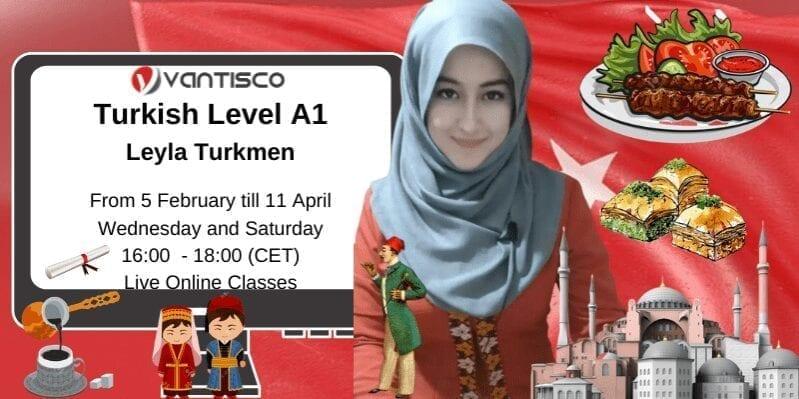Turkish with Lyla