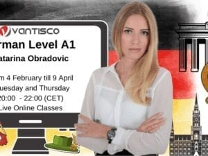 German for Level A1 with Katarina Obradovic