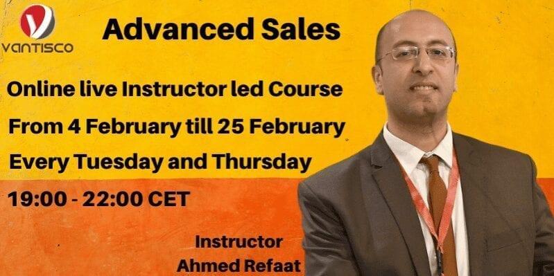 Advanced Sales