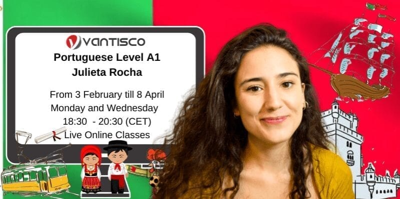 Portuguese Level A2 Julieta Rocha