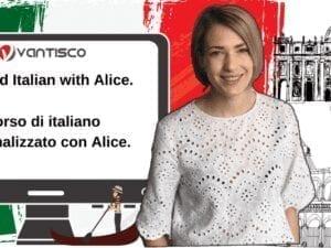 Italian with Alice