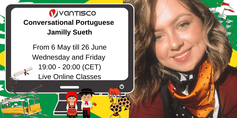 Conversational Portuguese with Jamilly Sueth