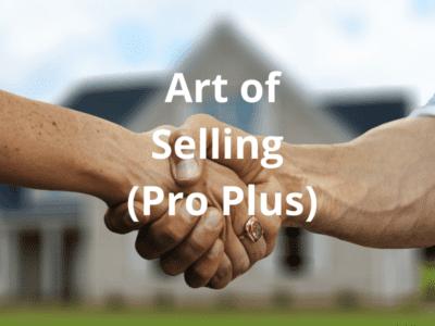 Art of Selling (Pro Plus)