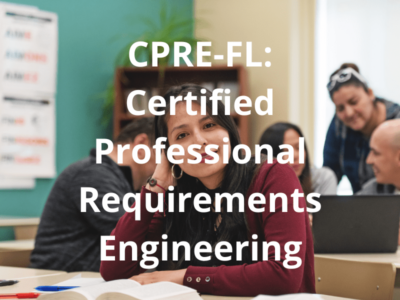 RE@Agile Primer – Preparation for becoming IREB CPRE