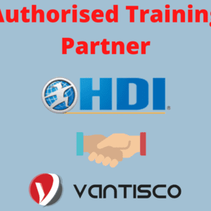 Vantisco and HDI – Accredited Training Provider